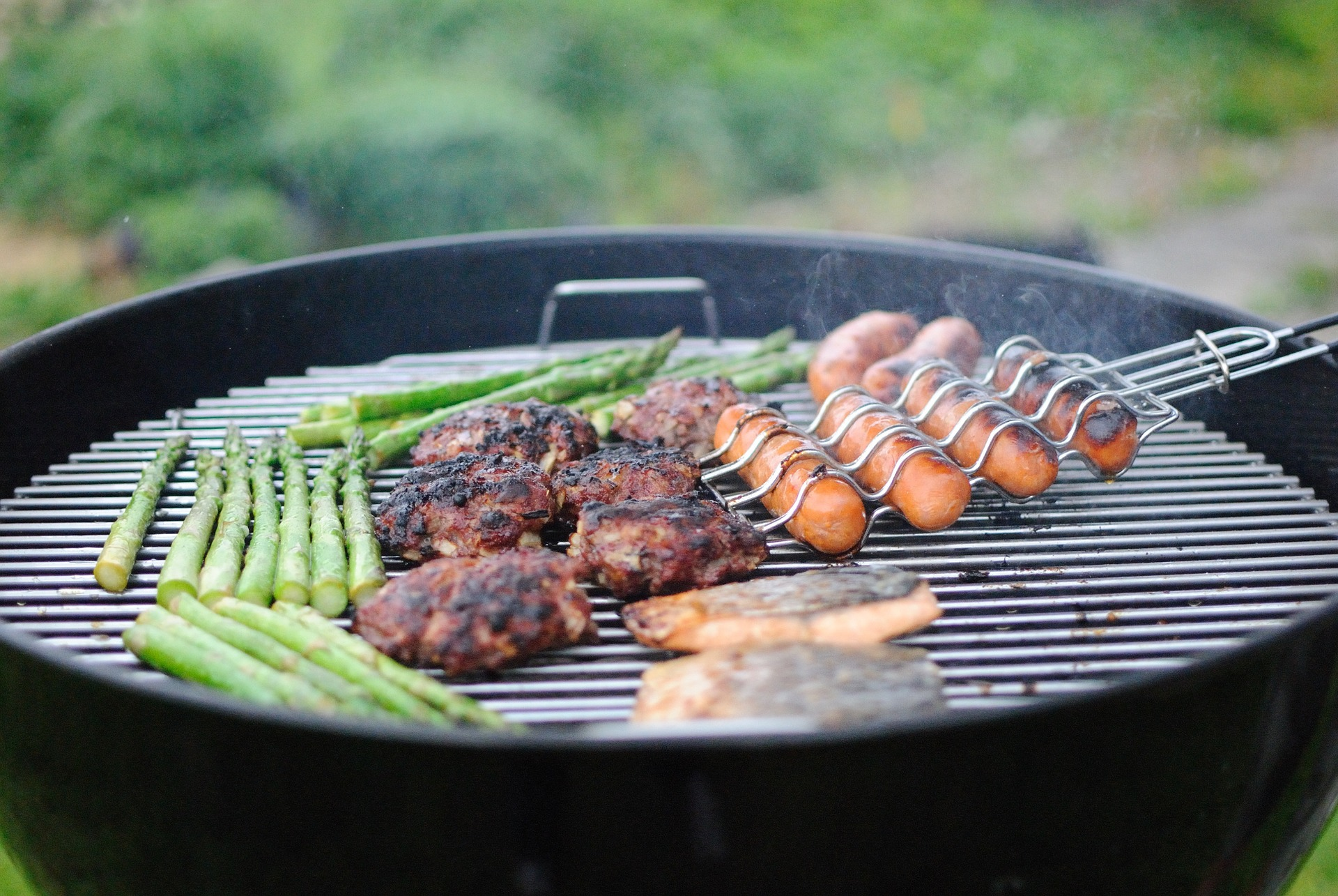 Everything You Need To Know About Grilling